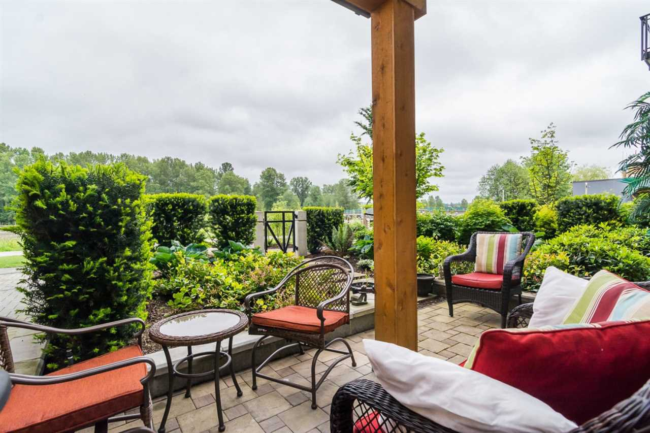 """Main Photo: 103 23285 BILLY BROWN Road in Langley: Fort Langley Condo for sale in """"The Village at Bedford Landing"""" : MLS®# R2006005"""