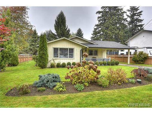 Main Photo: 614 Kildew Rd in VICTORIA: Co Hatley Park House for sale (Colwood)  : MLS®# 715315