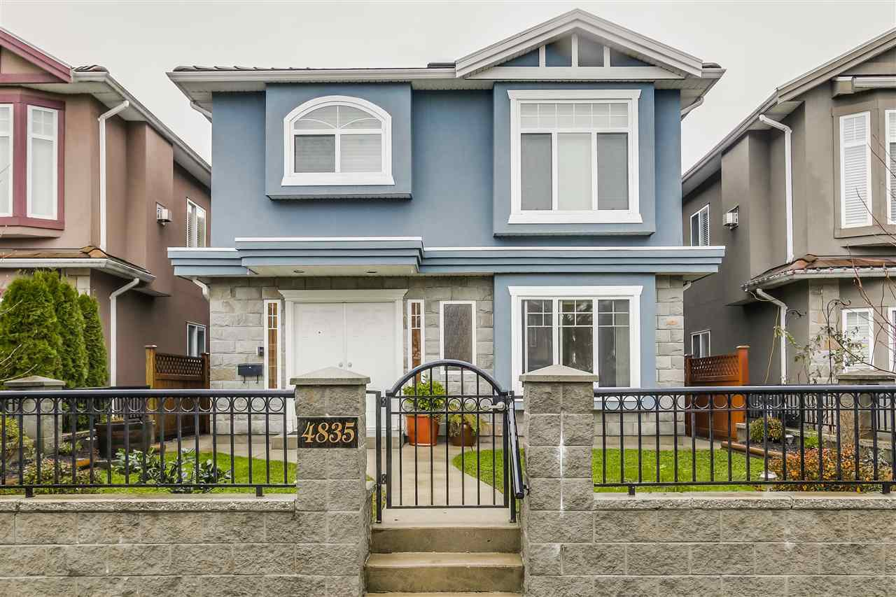 Photo 1: Photos: 4835 CULLODEN Street in Vancouver: Knight House for sale (Vancouver East)  : MLS®# R2019498