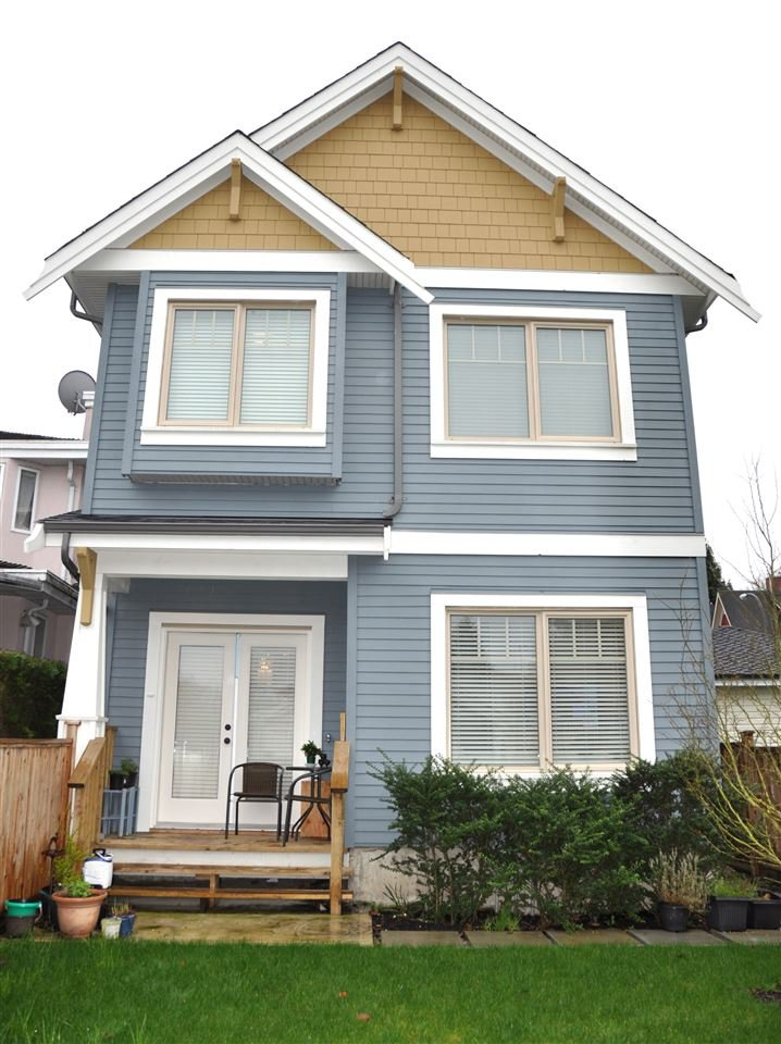 Main Photo: 1723 E 28TH Avenue in Vancouver: Victoria VE House 1/2 Duplex for sale (Vancouver East)  : MLS®# R2046846