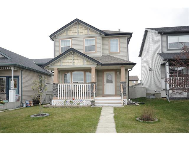 Main Photo: 152 CITADEL FOREST Close NW in Calgary: Citadel House for sale : MLS®# C4059154