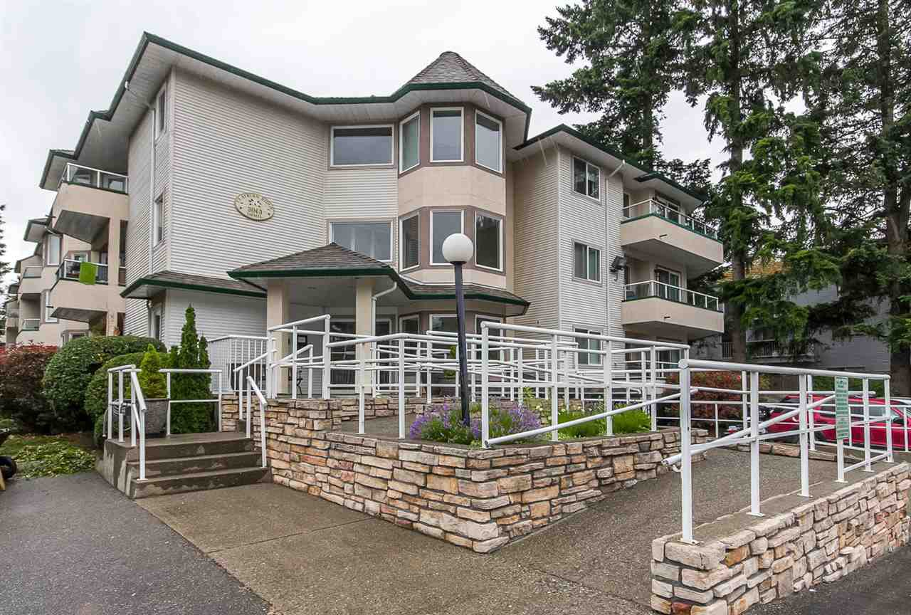"Main Photo: 213 3063 IMMEL Street in Abbotsford: Central Abbotsford Condo for sale in ""CLAYBURN RIDGE"" : MLS®# R2095889"