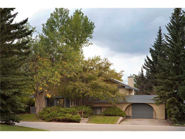 Main Photo: 2831 OAKWOOD Drive SW in Calgary: Oakridge House for sale : MLS®# C4079532