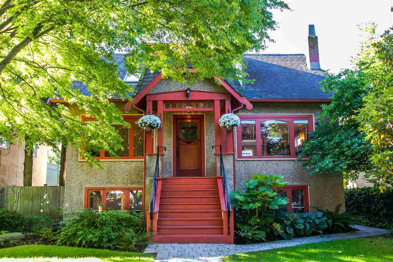 Main Photo: 2476 TRINITY Street in Vancouver: Hastings East House for sale (Vancouver East)  : MLS®# R2111101