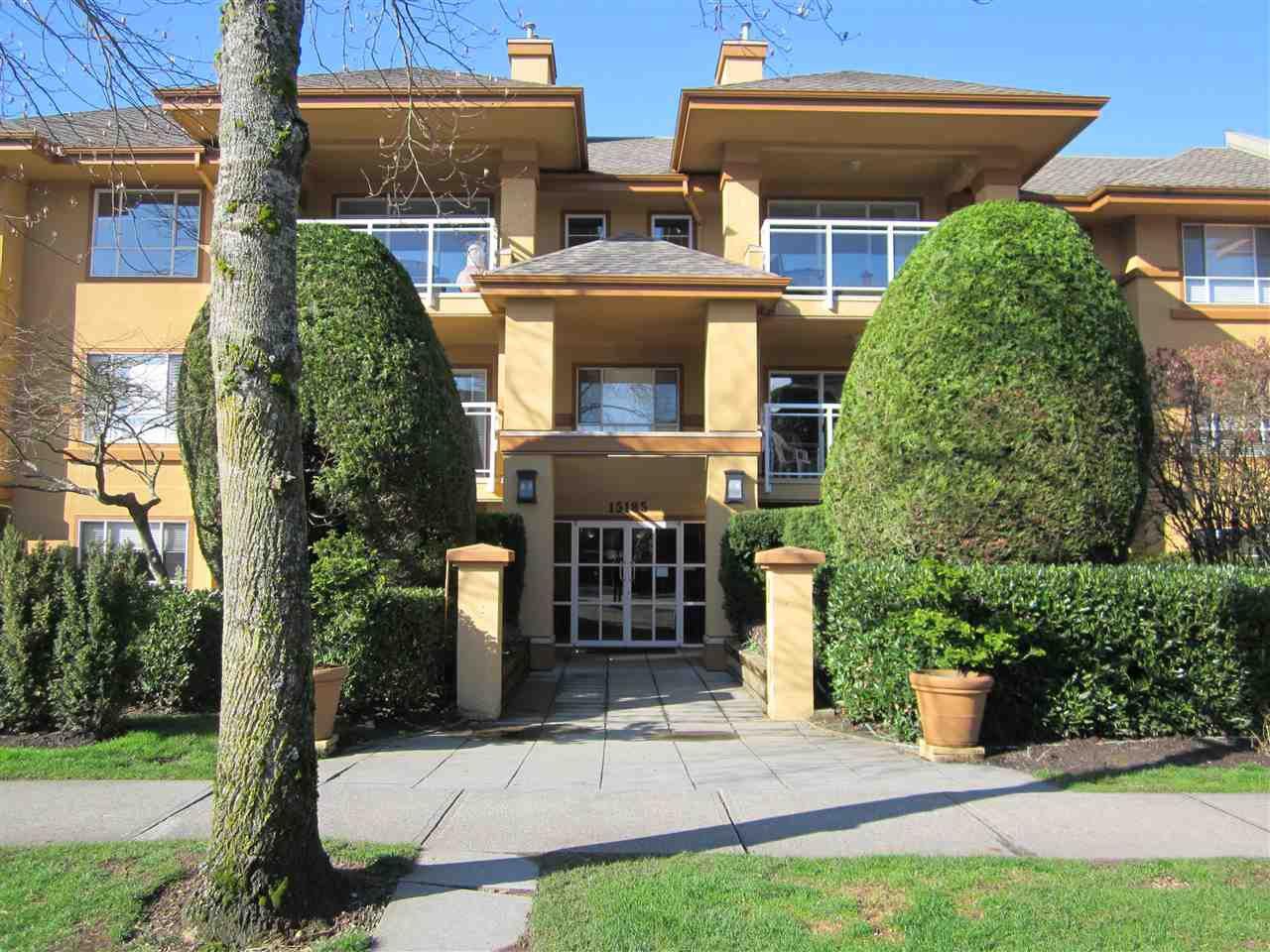 "Main Photo: 308 15185 22 Avenue in Surrey: Sunnyside Park Surrey Condo for sale in ""Villa Pacific"" (South Surrey White Rock)  : MLS®# R2150865"
