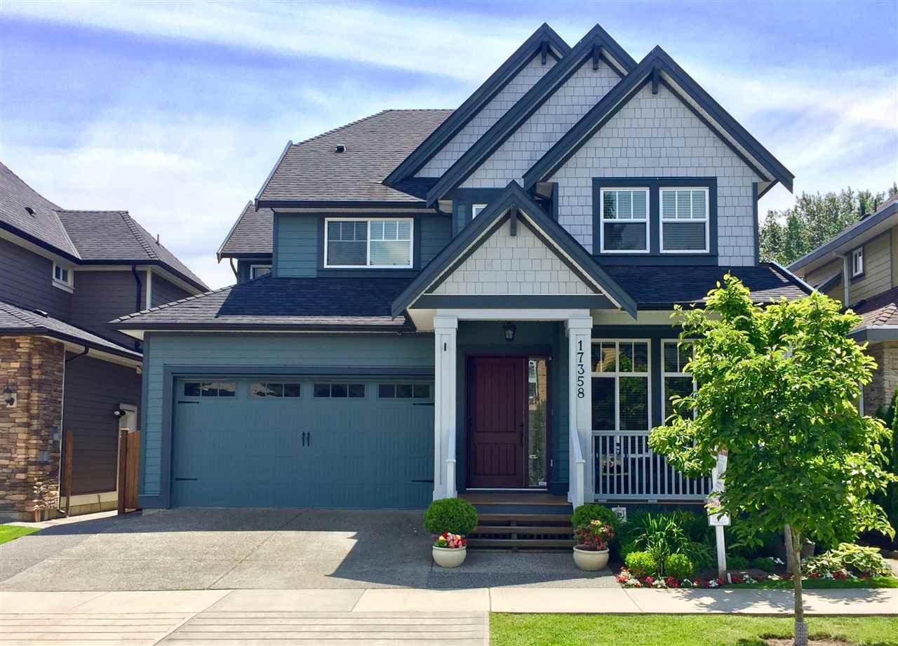 Main Photo: 17358 3A Avenue in Surrey: Pacific Douglas House for sale (South Surrey White Rock)  : MLS®# R2154821