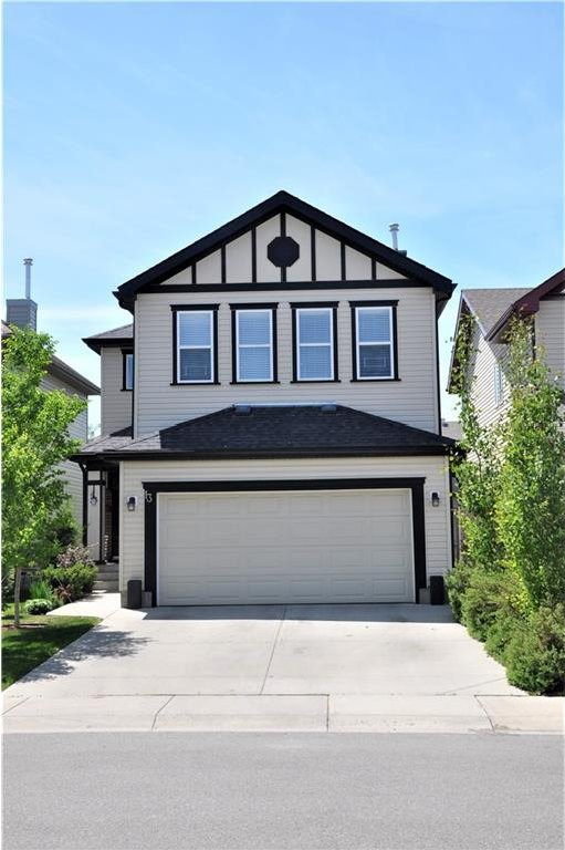 Main Photo: 13 COPPERLEAF Way SE in Calgary: Copperfield House for sale : MLS®# C4113652