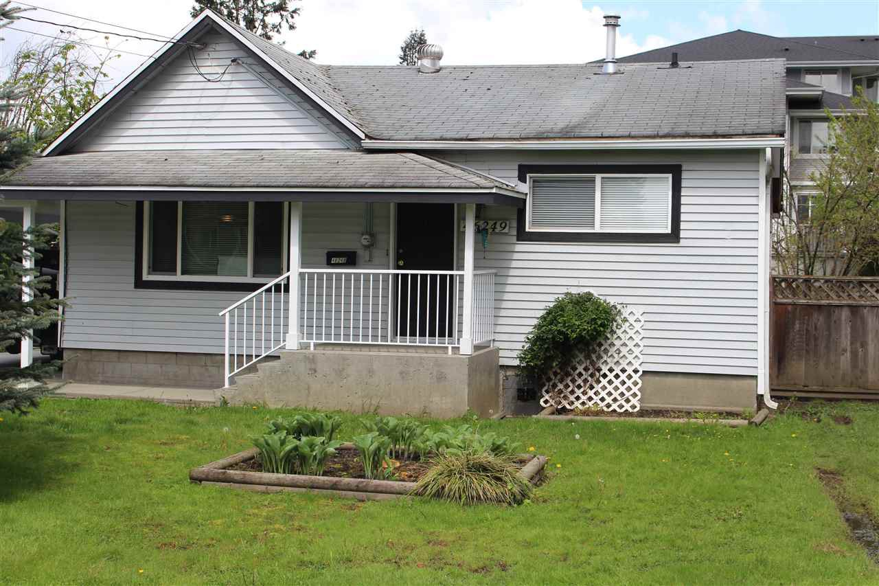 Main Photo: 46249 SECOND Avenue in Chilliwack: Chilliwack E Young-Yale House for sale : MLS®# R2164294