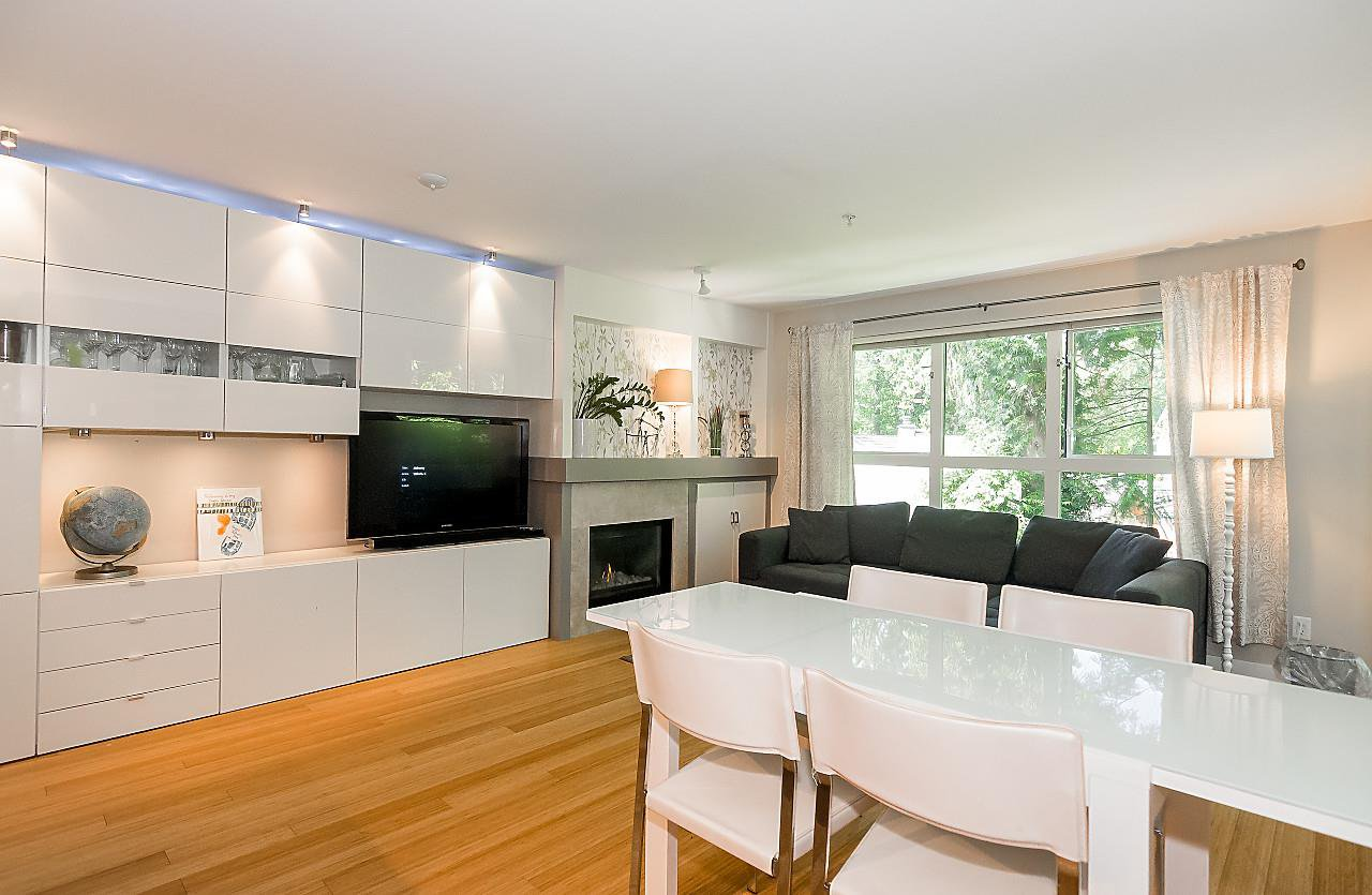 "Main Photo: 306 3732 MT SEYMOUR Parkway in North Vancouver: Indian River Condo for sale in ""NATURE'S COVE"" : MLS®# R2180266"
