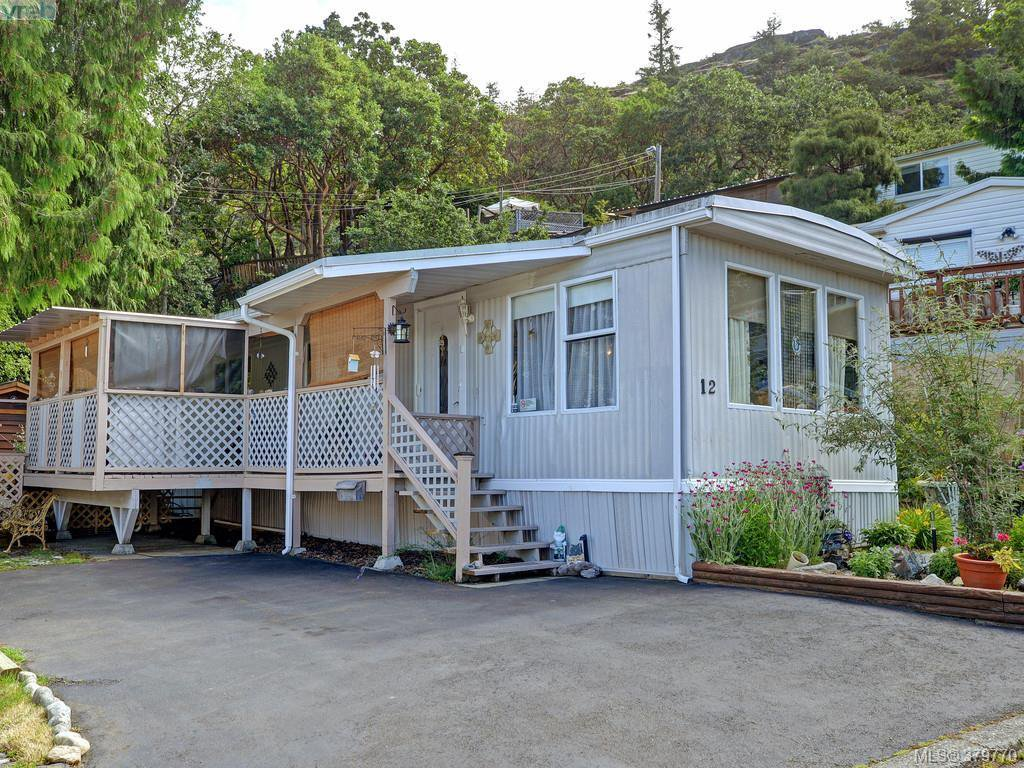 Main Photo: 12 2587 Selwyn Rd in VICTORIA: La Mill Hill Manufactured Home for sale (Langford)  : MLS®# 762820