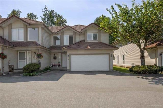 "Main Photo: A22 3075 SKEENA Street in Port Coquitlam: Riverwood Townhouse for sale in ""RIVERWOOD"" : MLS®# R2187202"