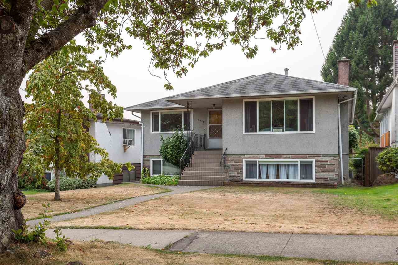 Main Photo: 1020 E 53RD Avenue in Vancouver: South Vancouver House for sale (Vancouver East)  : MLS®# R2205005