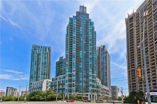 Main Photo: 505 3939 Duke Of York Boulevard in Mississauga: City Centre Condo for lease : MLS®# W3938193