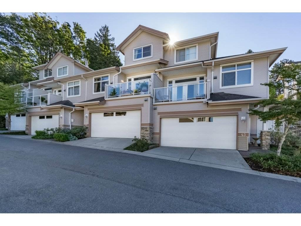 "Main Photo: 42 11860 RIVER Road in Surrey: Royal Heights Townhouse for sale in ""Cypress Ridge"" (North Surrey)  : MLS®# R2216703"
