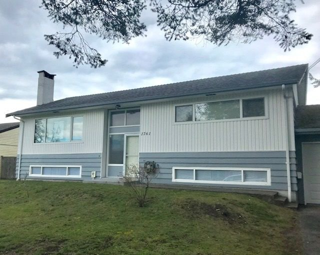Main Photo: 1761 55 Street in Delta: Cliff Drive House for sale (Tsawwassen)  : MLS®# R2244523