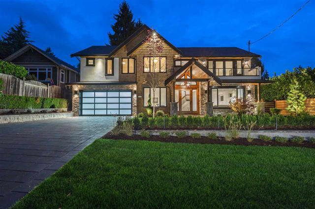Main Photo: 3236 St Georges Avenue in North Vancouver: House  (Upper Lonsdale)  : MLS®# R2213049