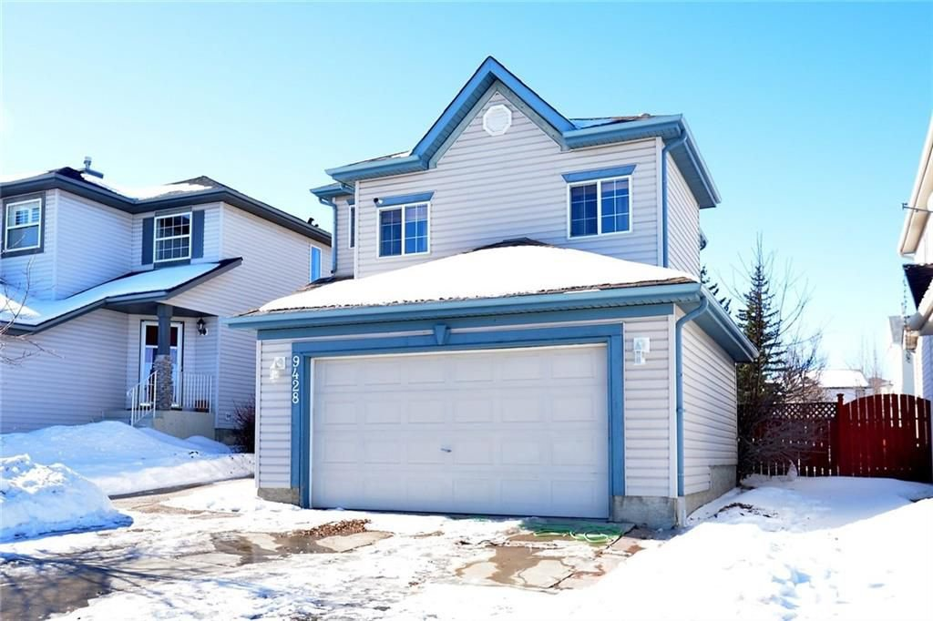 Main Photo: 9428 HIDDEN VALLEY DR NW in Calgary: Hidden Valley House for sale : MLS®# C4167144