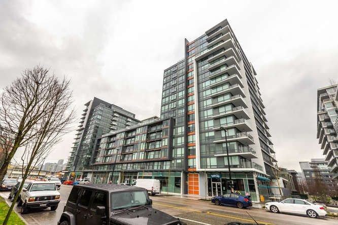 "Main Photo: #623 - 159 W.2nd Ave, in Vancouver: False Creek Condo for sale in ""Tower Green"" (Vancouver West)  : MLS®# R2247020"