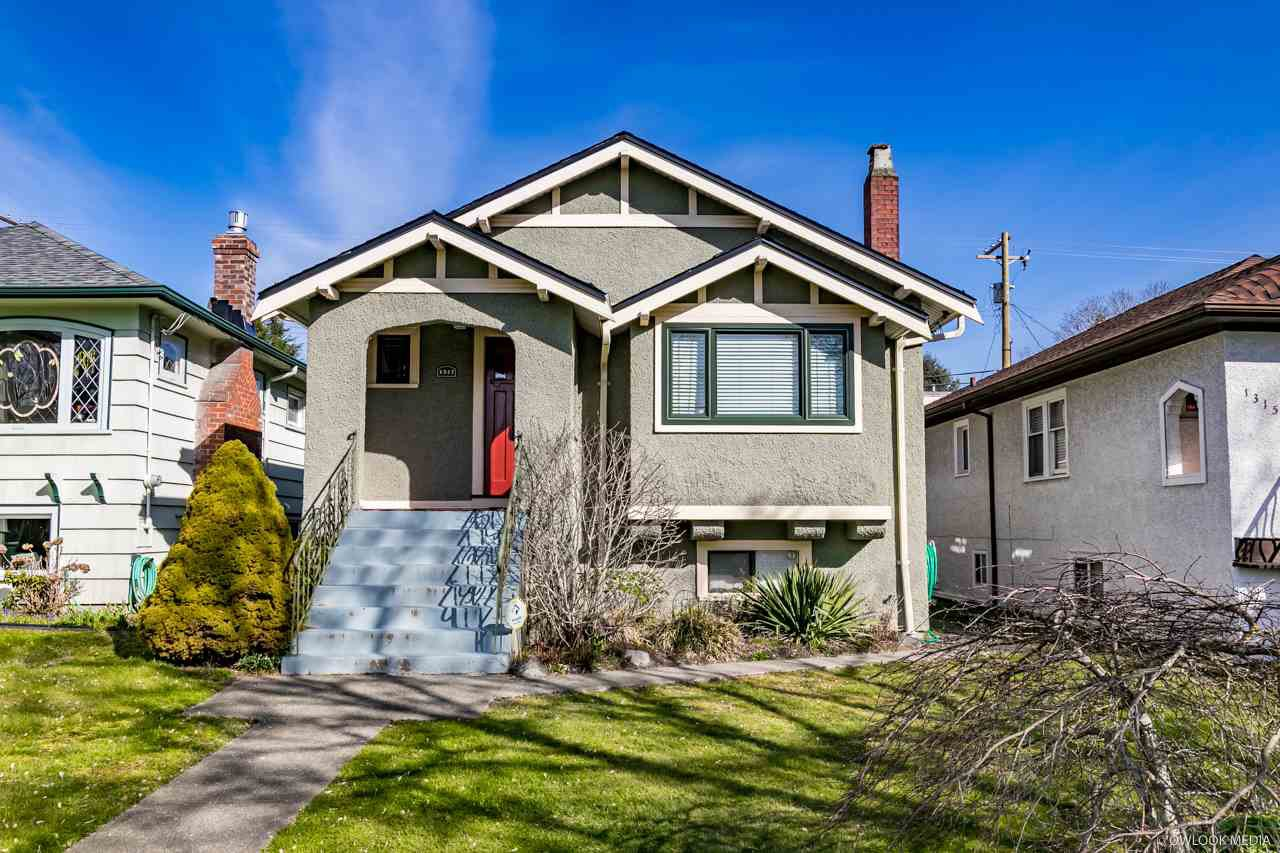 """Main Photo: 1317 W 64TH Avenue in Vancouver: Marpole House for sale in """"MARPOLE"""" (Vancouver West)  : MLS®# R2248522"""