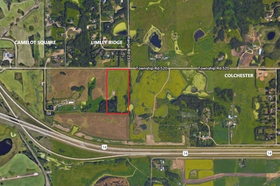 Main Photo: 23301 TWP RD 520: Rural Strathcona County Rural Land/Vacant Lot for sale : MLS®# E4140351