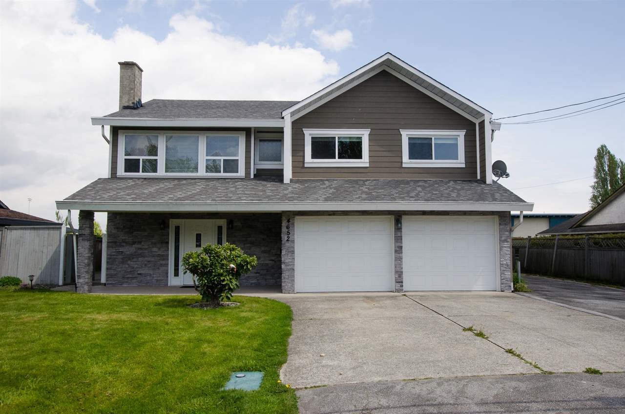Photo 1: Photos: 4652 60B Street in Delta: Holly House for sale (Ladner)  : MLS®# R2366212