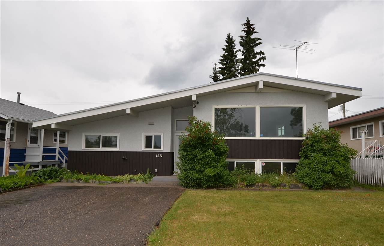 "Main Photo: 1271 JOHNSON Street in Prince George: Central House for sale in ""CENTRAL"" (PG City Central (Zone 72))  : MLS®# R2381185"