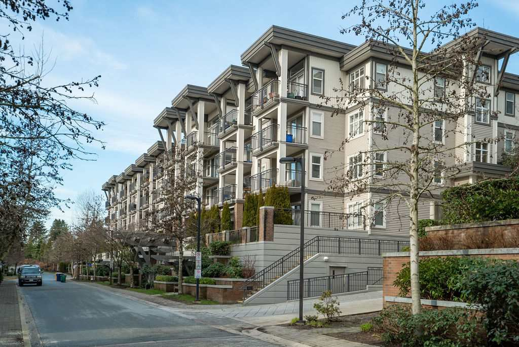 "Main Photo: 303 4799 BRENTWOOD Drive in Burnaby: Brentwood Park Condo for sale in ""Brentwood Gate - Thomson House"" (Burnaby North)  : MLS®# R2435464"