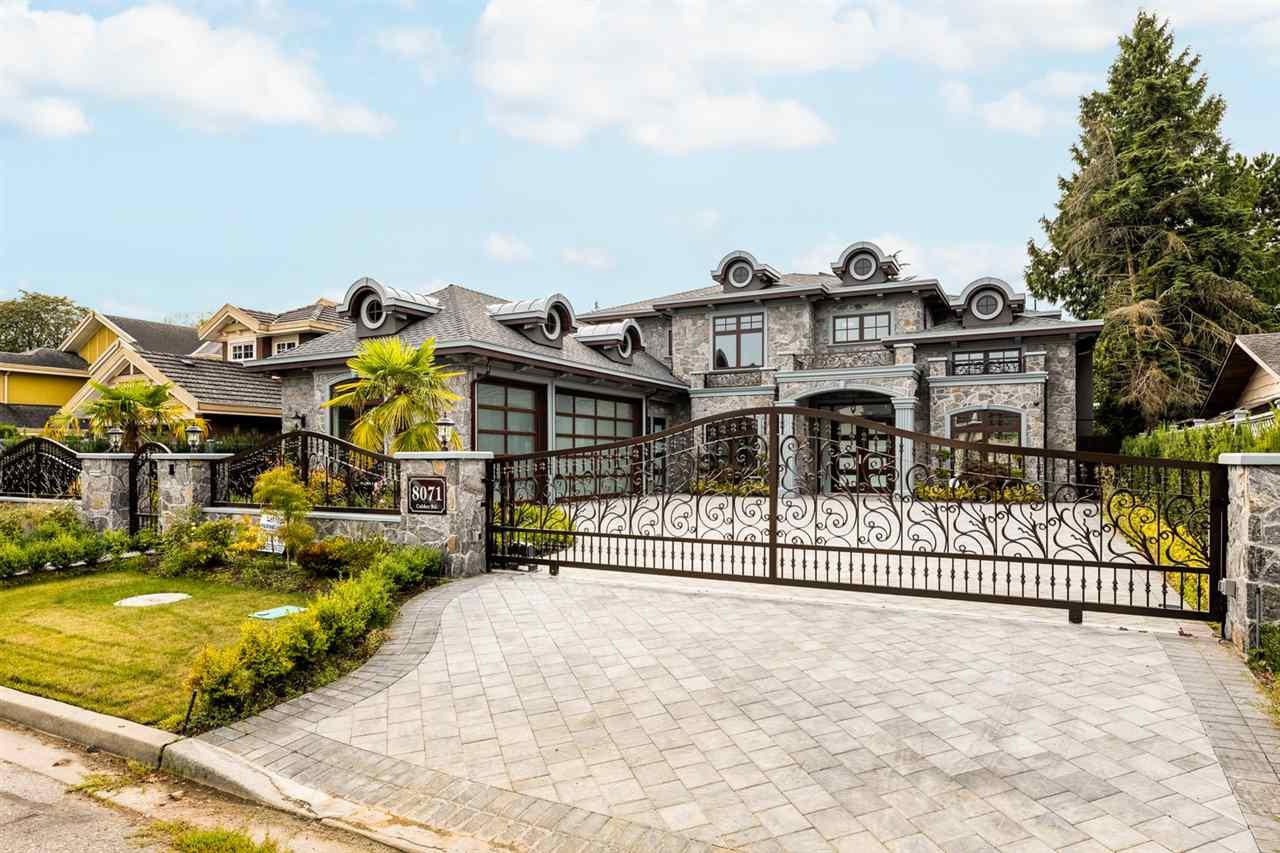 """Main Photo: 8071 CALDER Road in Richmond: Lackner House for sale in """"Lackner"""" : MLS®# R2449789"""
