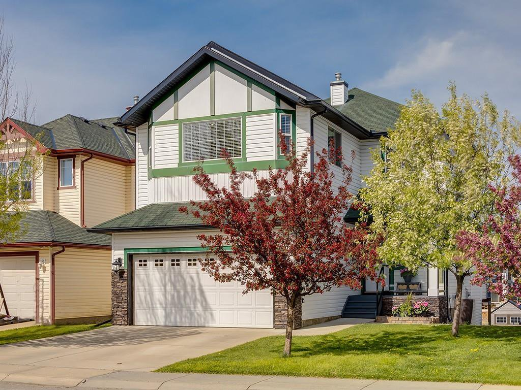 Main Photo: 140 BAYSIDE Point SW: Airdrie Detached for sale : MLS®# C4304964