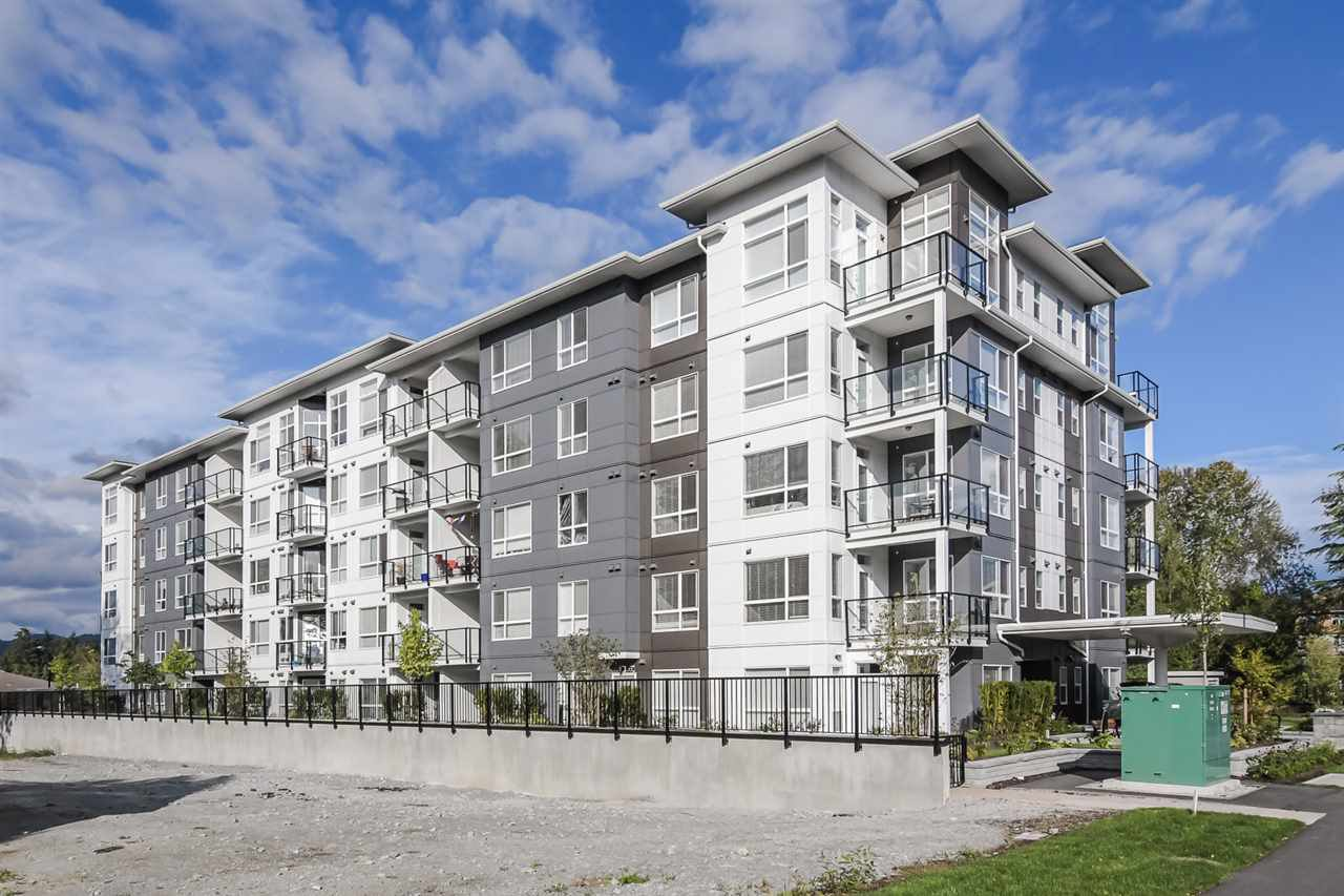 "Main Photo: 506 22315 122 Avenue in Maple Ridge: East Central Condo for sale in ""Emerson"" : MLS®# R2495481"