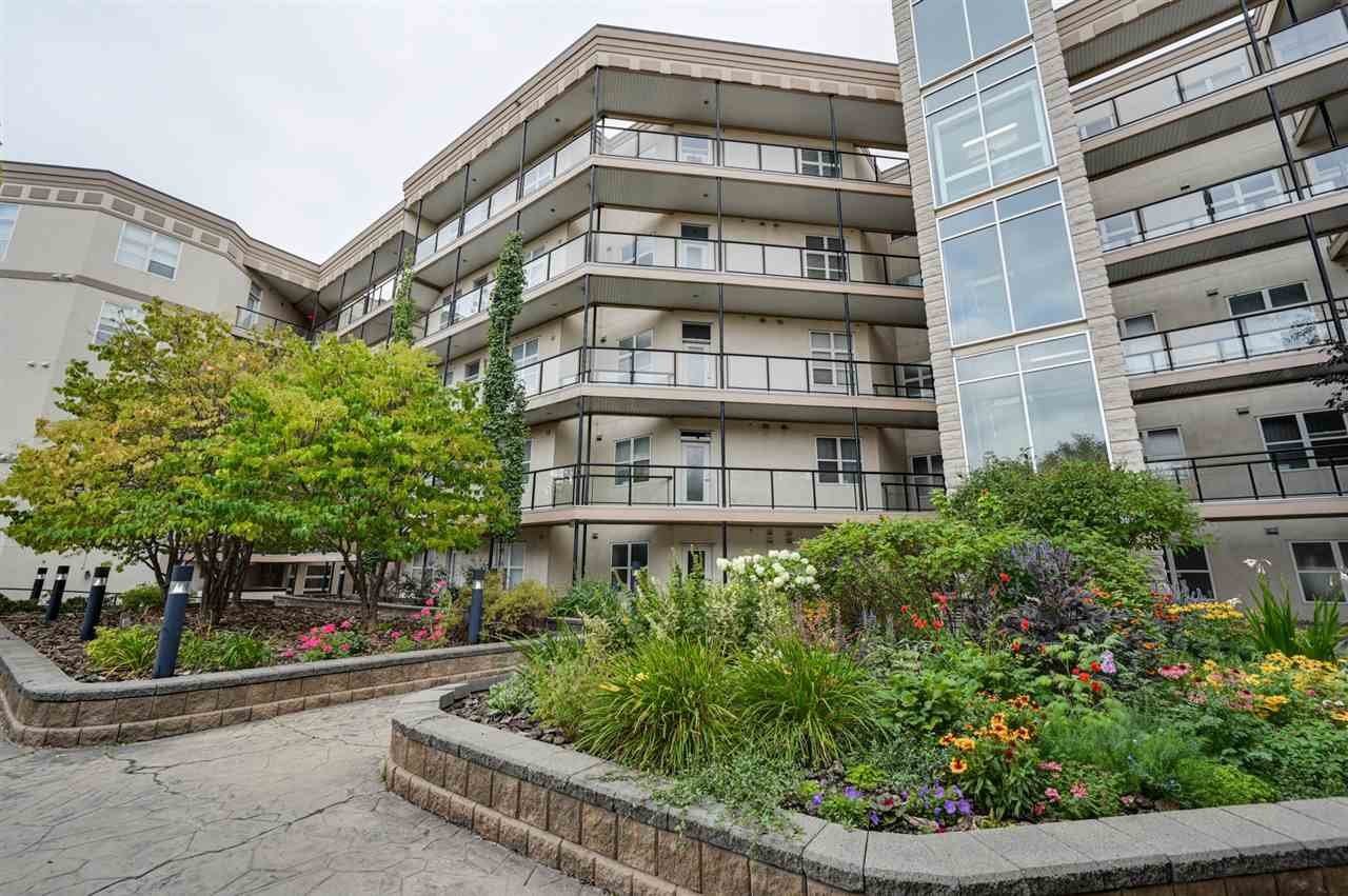 Main Photo: 117 9507 101 Avenue in Edmonton: Zone 13 Condo for sale : MLS®# E4214139