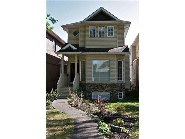 Main Photo: 2834 26A Street SW in CALGARY: Killarney Glengarry House for sale (Calgary)  : MLS®# C3536969