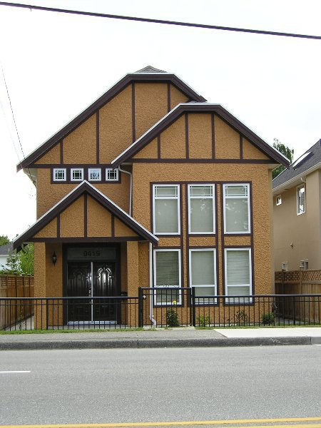 Main Photo: 9419 NO 1 ROAD: House for sale (Seafair)  : MLS®# V516123