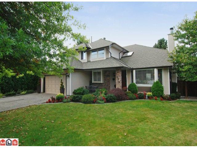"Main Photo: 3375 197TH ST in Langley: Brookswood Langley House for sale in ""MEADOWBROOK"" : MLS®# F1224556"