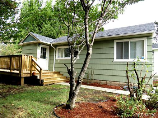 Main Photo: 1075 Marigold Rd in VICTORIA: SW Marigold House for sale (Saanich West)  : MLS®# 656008