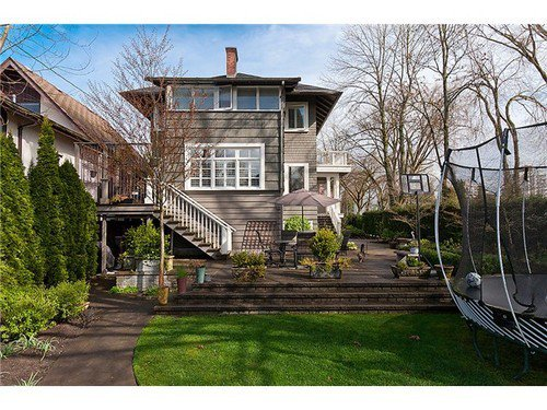Photo 9: Photos: 5837 ELM Street in Vancouver West: Kerrisdale Home for sale ()  : MLS®# V954618