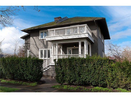Main Photo: 5837 ELM Street in Vancouver West: Kerrisdale Home for sale ()  : MLS®# V954618