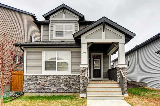 Main Photo: 301 SKYVIEW SPRINGS Gardens NE in CALGARY: Skyview Ranch Residential Detached Single Family for sale (Calgary)  : MLS®# C3613712