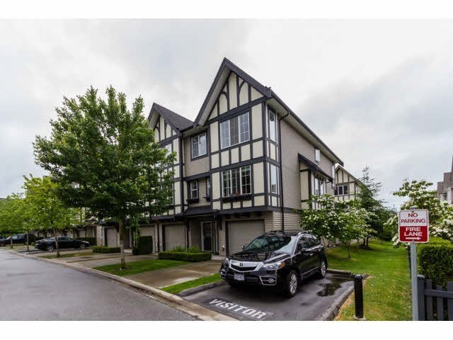 "Main Photo: 94 20875 80TH Avenue in Langley: Willoughby Heights Townhouse for sale in ""Pepperwood"" : MLS®# F1443182"