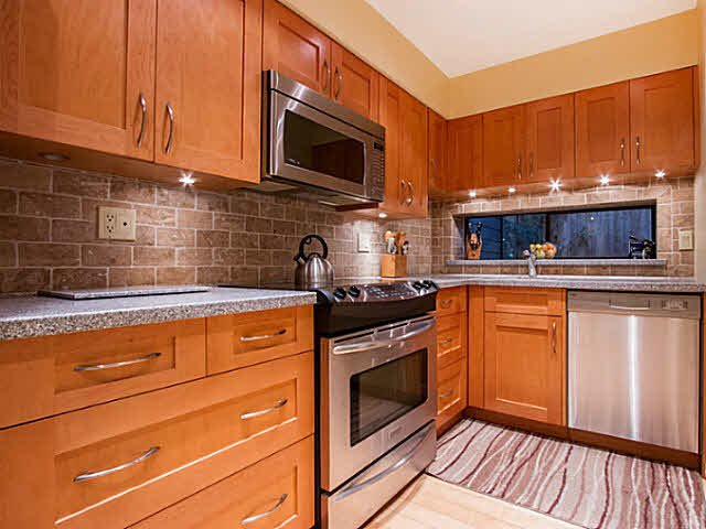 """Fully renovated kitchen"