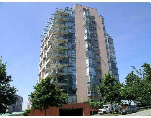 """Main Photo: 98 10TH Street in New Westminster: Downtown NW Condo for sale in """"PLAZA POINTE"""" : MLS®# V614555"""