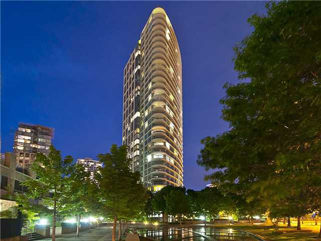 Main Photo: 502 - 1009 EXPO BOULEVARD in : Yaletown Condo for sale (Vancouver West)  : MLS®# V1098429