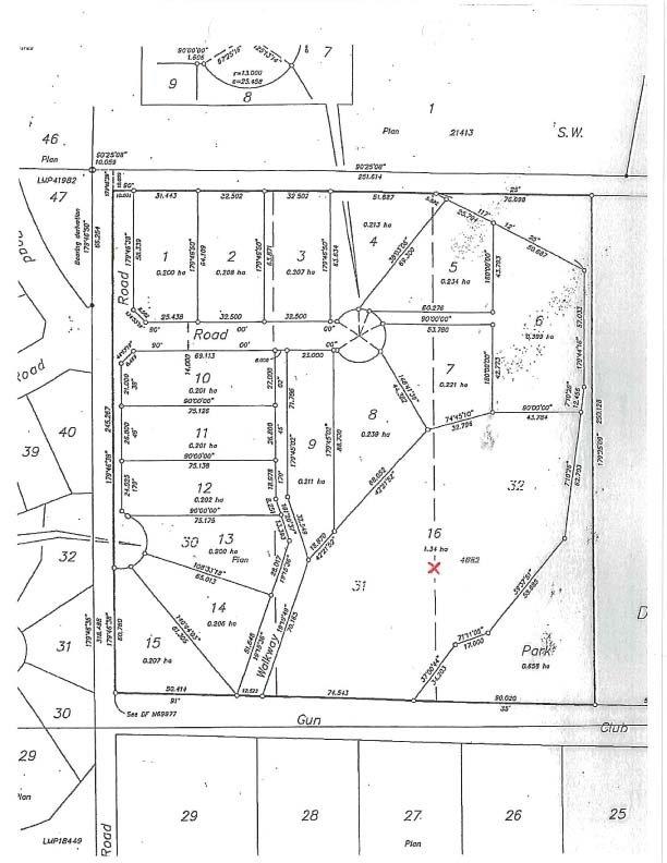 Photo 2: Photos: LOT 16 GUNCLUB ROAD in Sechelt: Sechelt District Land for sale (Sunshine Coast)  : MLS®# R2075941