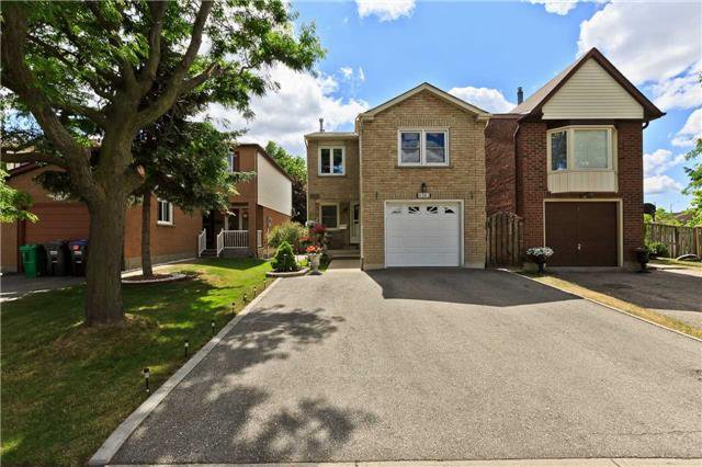 Main Photo: 4383 Lee Drive in Mississauga: Rathwood House (2-Storey) for sale : MLS®# W3541672
