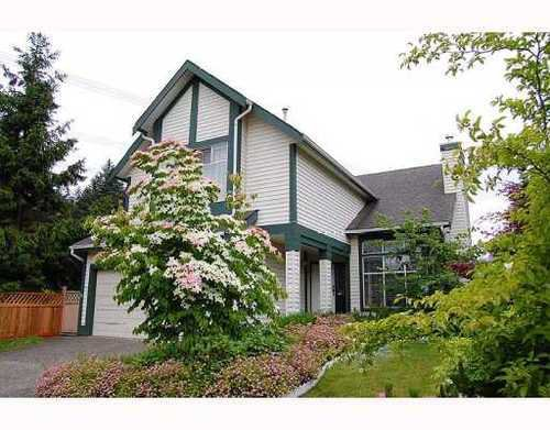 Main Photo: 2705 MARA Drive: Coquitlam East Home for sale ()  : MLS®# V773418