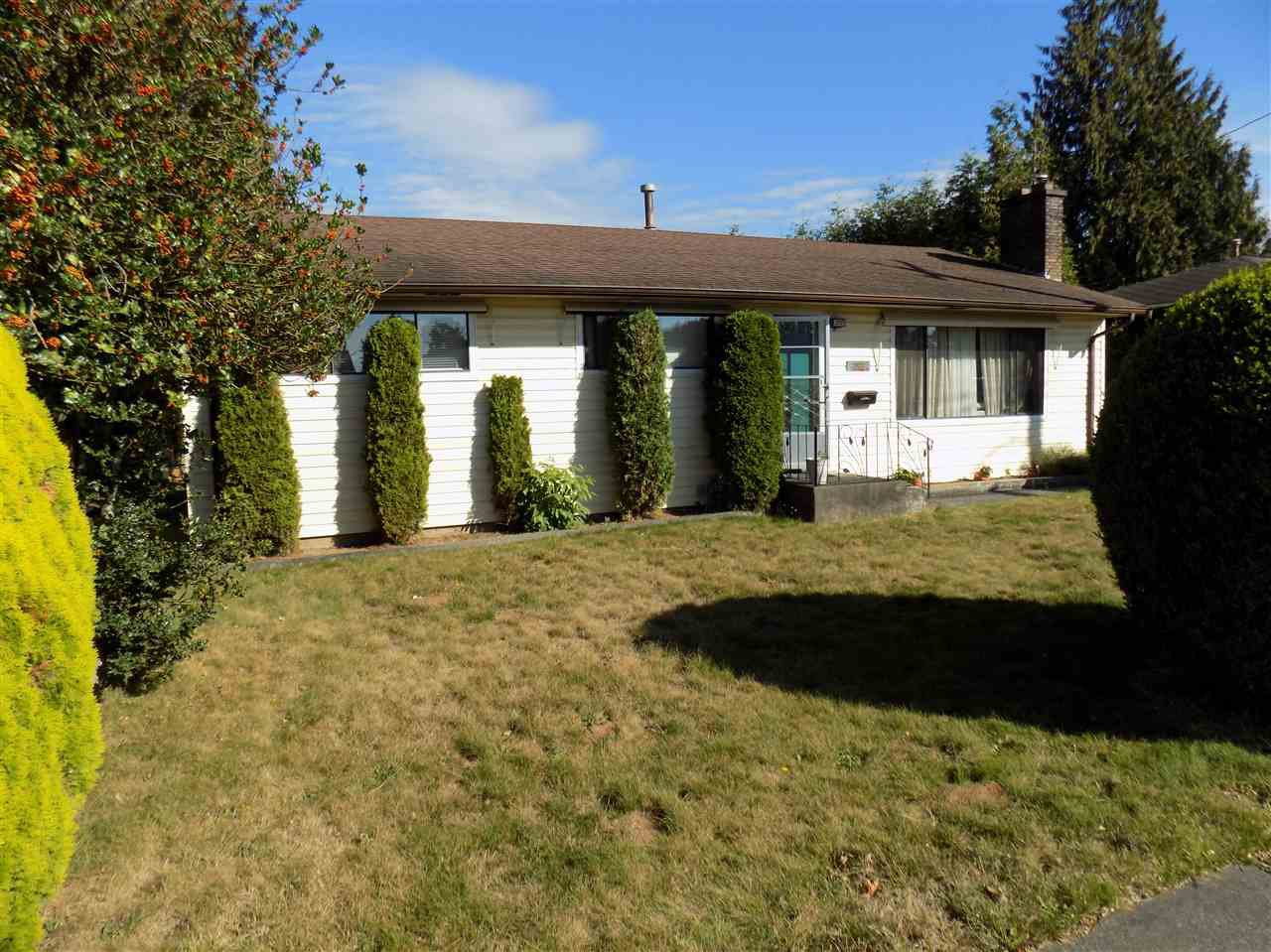 Main Photo: 2096 WARE Street in Abbotsford: Central Abbotsford House for sale : MLS®# R2107238