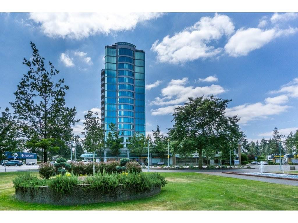"Main Photo: 1101 32330 S FRASER Way in Abbotsford: Abbotsford West Condo for sale in ""Towne Centre Tower"" : MLS®# R2111133"