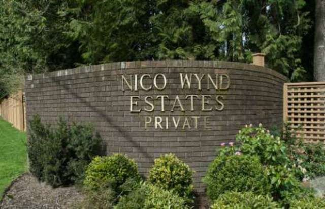 Nico Wynd Estates is a well run complex with a fantastic pro-active strata! Easy freeway access, only 30min from Vancouver