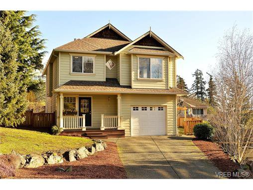 Main Photo: 2685 Millpond Terrace in VICTORIA: La Atkins Single Family Detached for sale (Langford)  : MLS®# 373572
