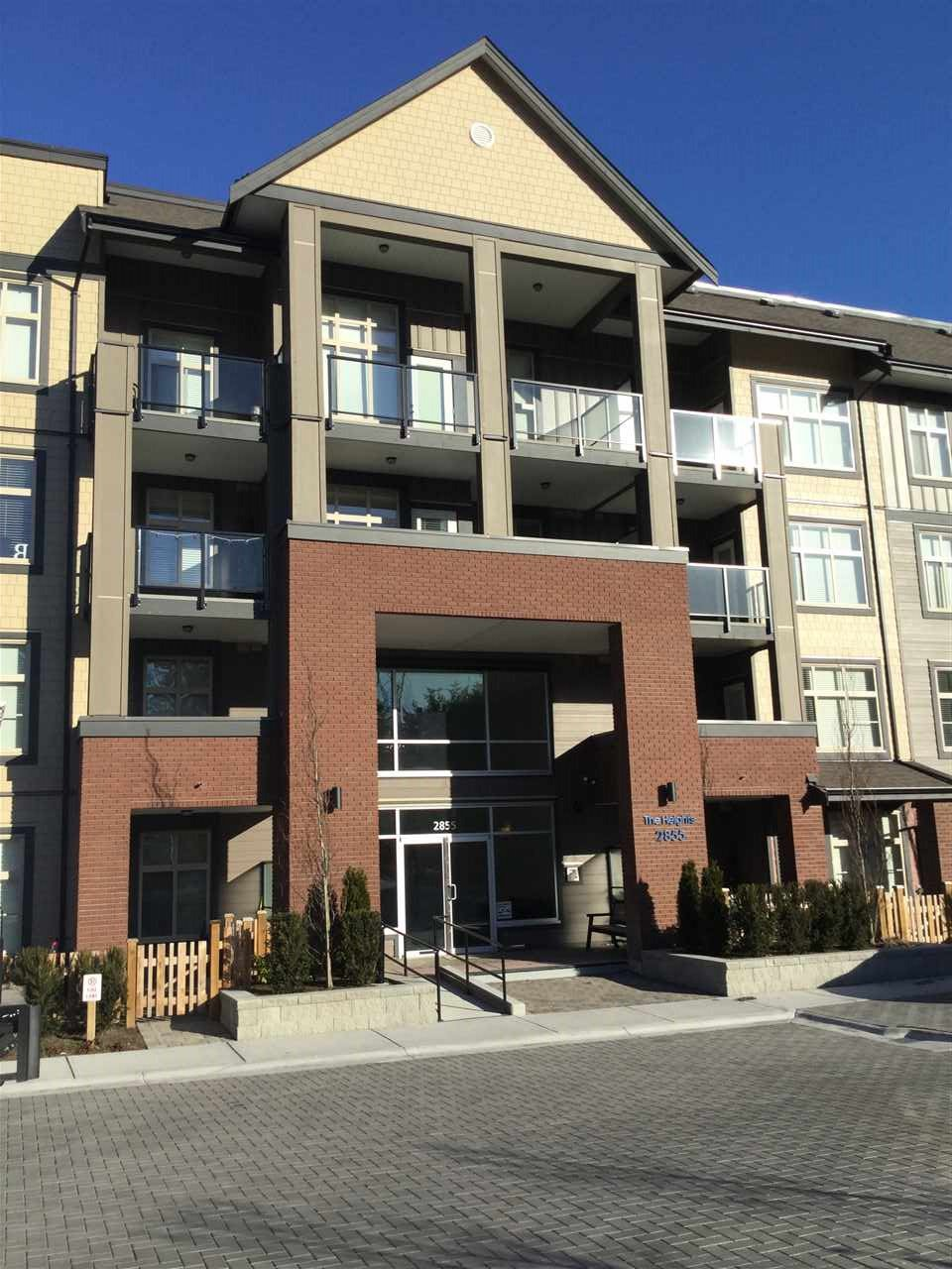 """Main Photo: 313 2855 156 Street in Surrey: Grandview Surrey Condo for sale in """"The Heights Condos by Lakewood"""" (South Surrey White Rock)  : MLS®# R2135730"""